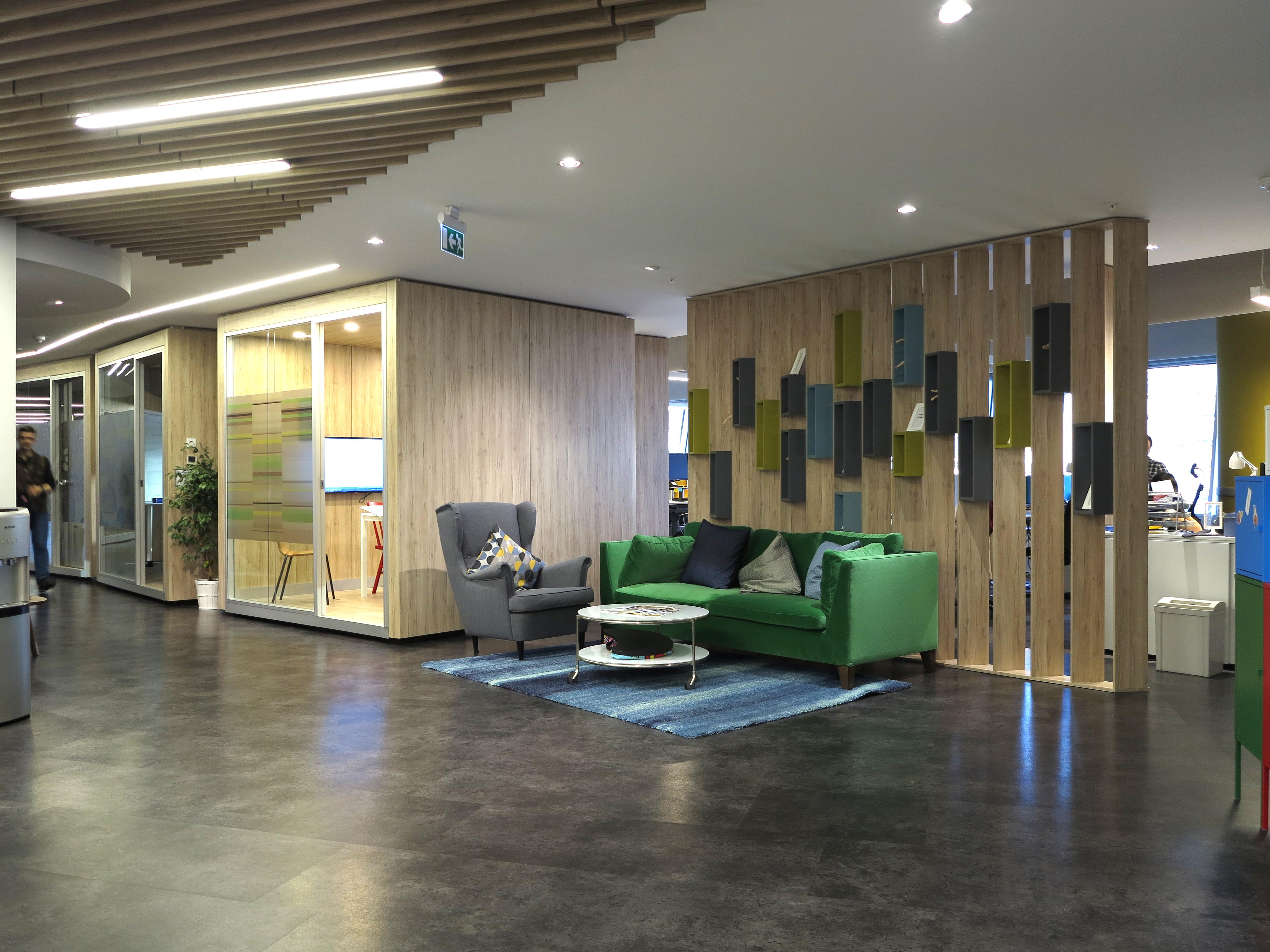 IKEA satınalma ofisi  Mobilya kullanım fotoğrafı